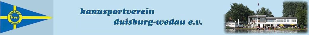 KSV Duisburg-Wedau